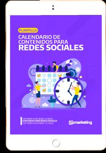 plantilla calendario-redes-sociales